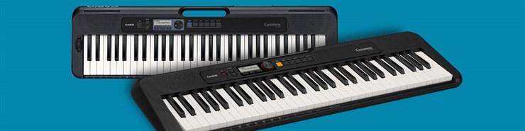 Casiotone синтезаторы