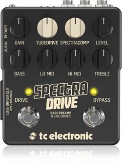 TC ELECTRONIC SPECTRADRIVE - фото 10513