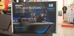 PreSonus AudioBox 96 STUDIO (Limited Edition) - фото 18142