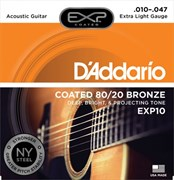 D'ADDARIO EXP / 10