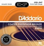 D'ADDARIO EXP / 15