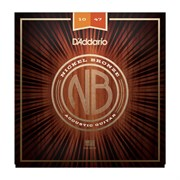D'ADDARIO NB1047 Nickel Bronze 10-47