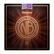 D'ADDARIO NB1152 Nickel Bronze 11-52