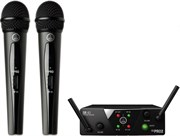 AKG WMS40 Mini2 Vocal Set BD US45AC (660.700/662.300)