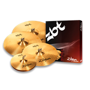 ZILDJIAN ZBTP390-A ZBT 5 BOX SET